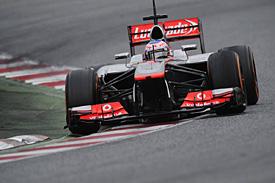 巴顿承认迈凯轮挣扎于理解新车