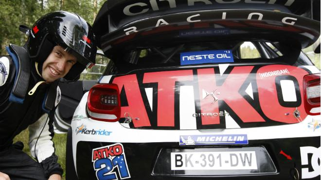 WRC墨西哥站:阿特金森出战雪铁龙
