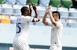 贺岁杯:雅库布2球,富力5-2深圳红钻