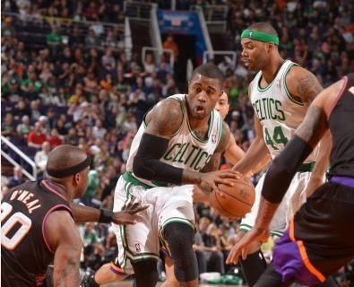 KG:特伦斯-威廉姆斯拥有很高的篮球智商