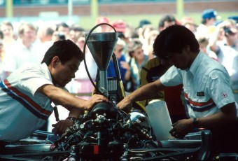 本田可能正秘密进行F1引擎开发