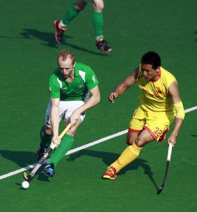 世界男曲联赛第二阶段:中国2胜3负