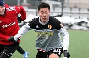 申花小将赴波兰甲级队试训,热身赛登场
