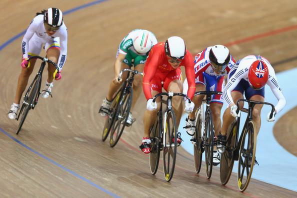 场地自行车世锦赛:中国队创近三届最佳战绩
