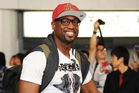 曝韦德NBA退役后来中国CBA效力一年?
