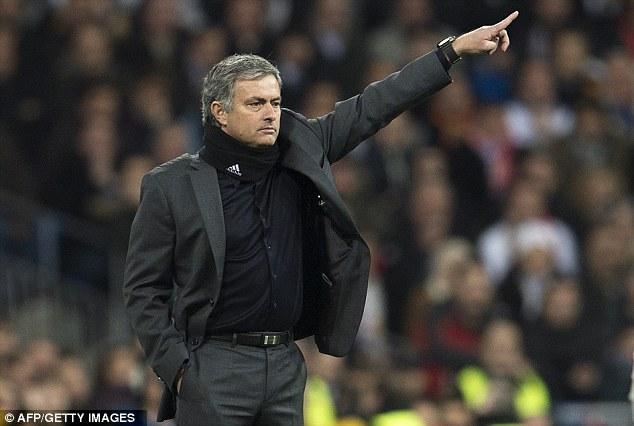 前皇马主席不满穆帅:皇马从未有这样的教练