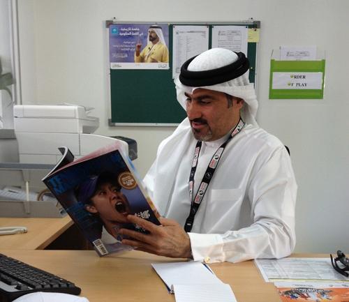 迪拜:遗憾李娜缺席,宾至如归比金元更诱人