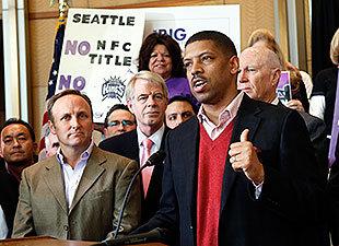 消息源:萨城有机会,但西雅图财团也有信心