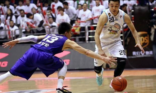 西热砍28分,新疆大胜辽宁拿到赛点