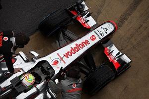 流言:本田工程师已经在迈凯轮总部工作了