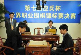 应氏杯决赛第3局:范廷钰2-1领先朴廷桓