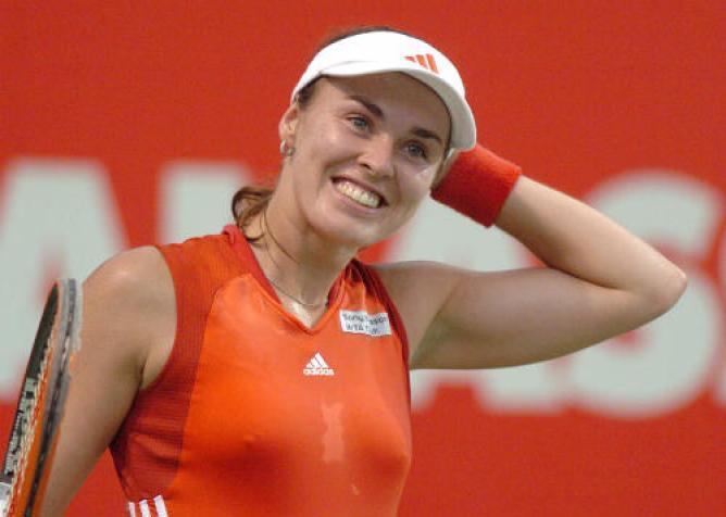 辛吉斯入选国际网球名人堂