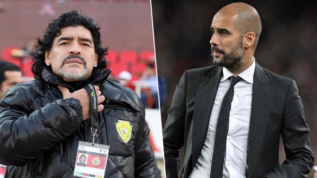 马拉多纳:瓜迪奥拉将会在拜仁取得成功