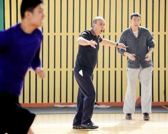 NBL四川金强换帅,希腊K教练掌帅印