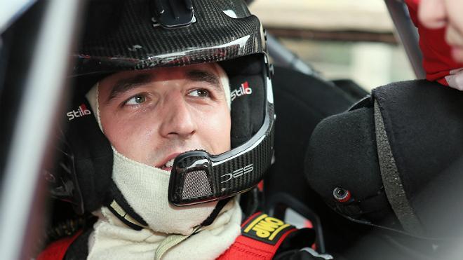 WRC:库比卡携手雪铁龙进军WRC2组
