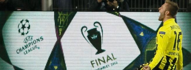 狂赚!多特今年欧冠收益或超5000万欧元