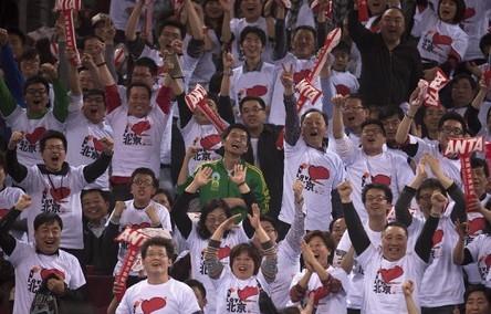 北京男篮半决赛首场球票仅14分钟便告售罄