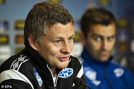 索尔斯克亚:《足球经理》教了我很多