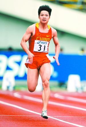 室内全锦赛苏炳添破男子60米全国纪录