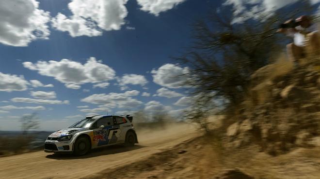 WRC墨西哥站落幕:奥吉尔致胜