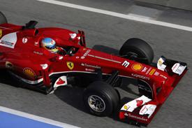 阿隆索:车队不能将重心放到2014款赛车