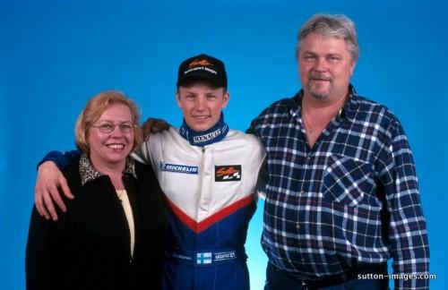 莱科宁老妈:儿子离开F1两年对他帮助很大