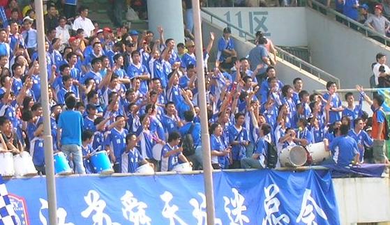 舜天俱乐部:文明观赛,理智看球
