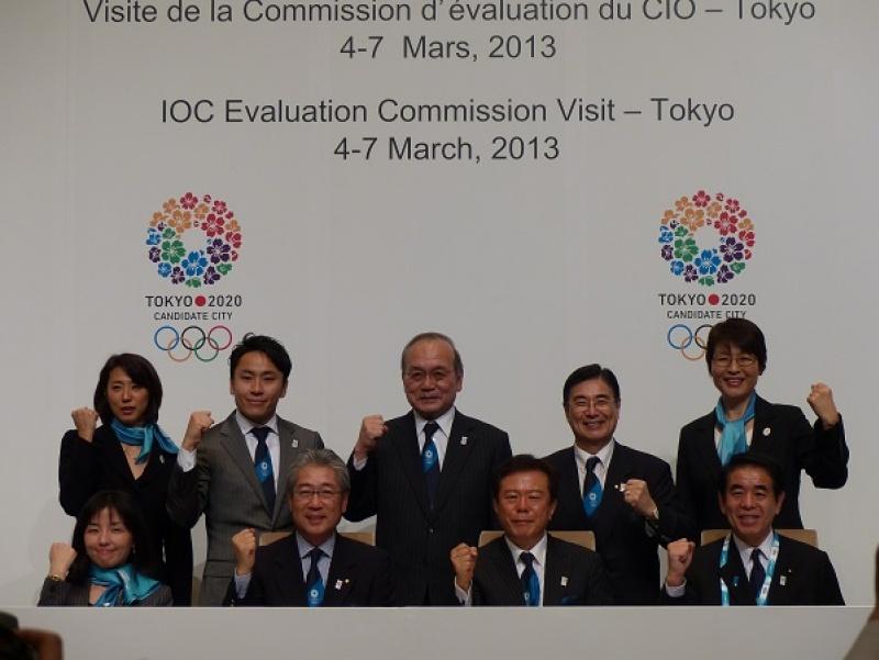 2020申奥竞赛:东京需要增加游说工作