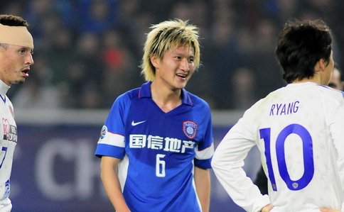 姜嘉俊:球队正在适应亚冠节奏