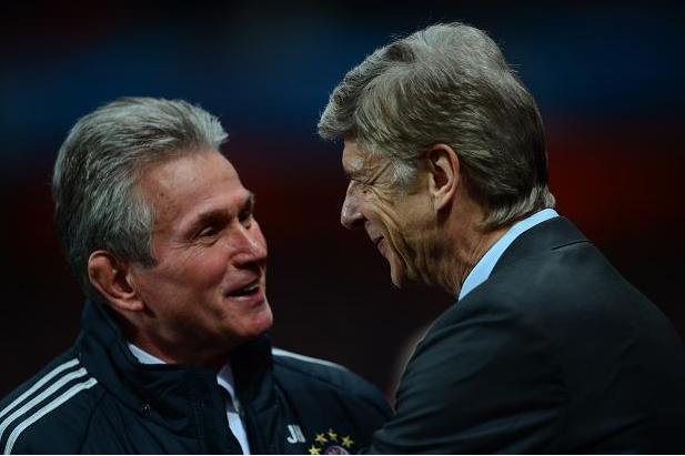 海因克斯和拉姆:拜仁会和阿森纳对攻
