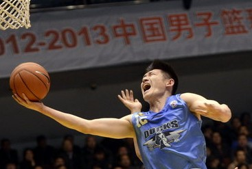 陈磊:今天防守有进步,下场继续努力
