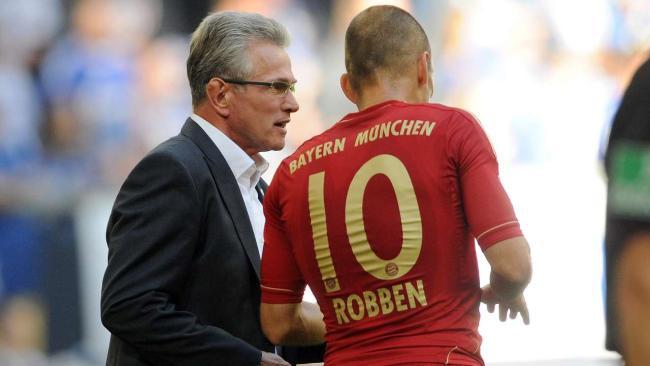 """对阵阿森纳,罗本要完成里贝里的""""使命"""""""