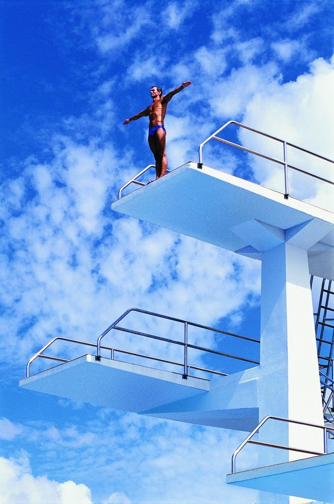 2013游泳世锦赛将首增高台跳水项目