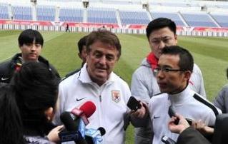 安蒂奇:亚泰非常强大,足球和人生多往前看