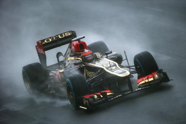 路特斯排位赛简报:用干胎只跑了一圈