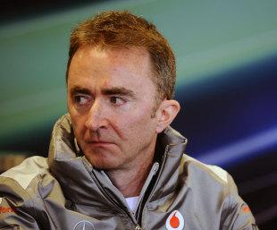 沃尔夫:车队仍然在考虑洛维的新职位