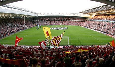 某利物浦球迷主动改名叫安菲尔德