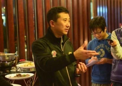 白喜林:正向亚篮联申请裁判,还在等消息