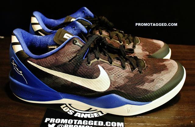 Nike K8杜克大学客场配色PE