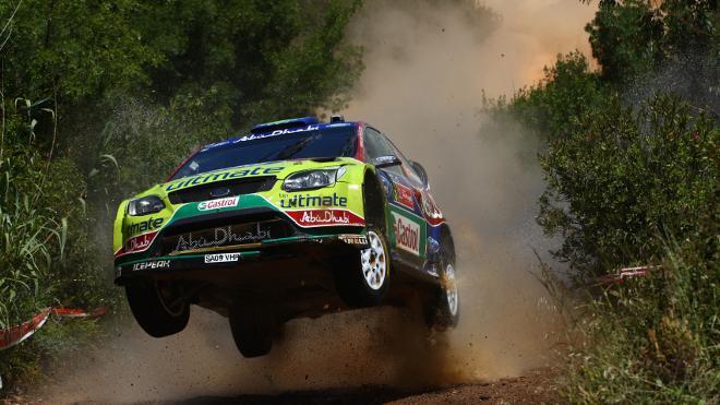 WRC世界拉力锦标赛简介