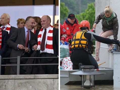 拜仁将举办慈善赛,帮助水灾灾民度过难关
