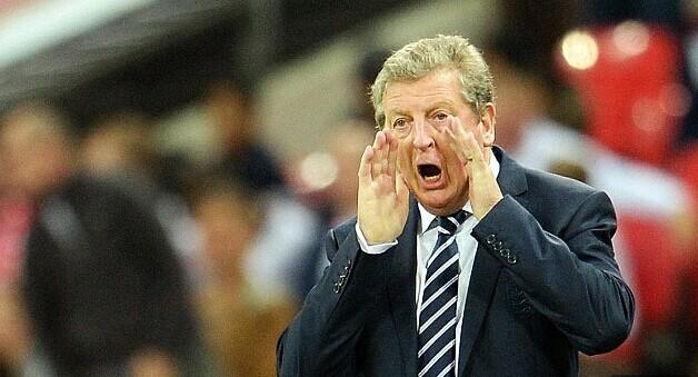 """这使得国家队主教练罗伊-霍奇森不得不表示:""""人们容易混淆国家队和"""