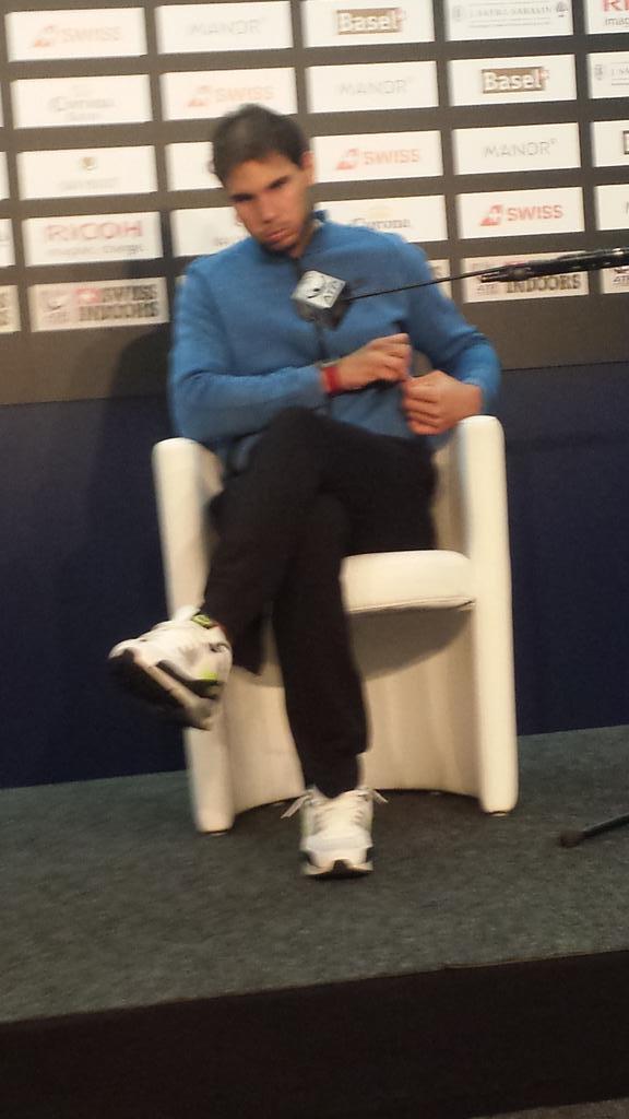 纳达尔宣布提前结束本赛季的征程