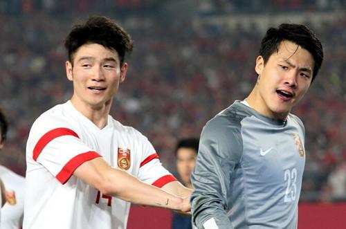 王大雷小时候_央视:王大雷真英雄,国足表现让人看到希望
