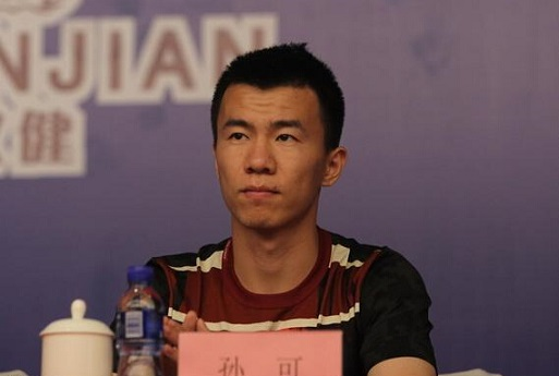 官方:江苏舜天宣布孙可留队征战