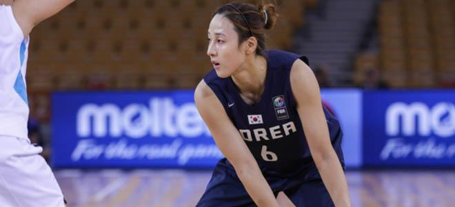 韩国美女主力:半决赛有信心表现好