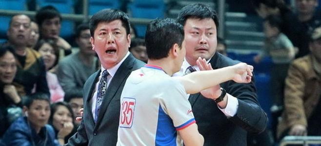 浙江官方宣布丁伟不再担任主帅