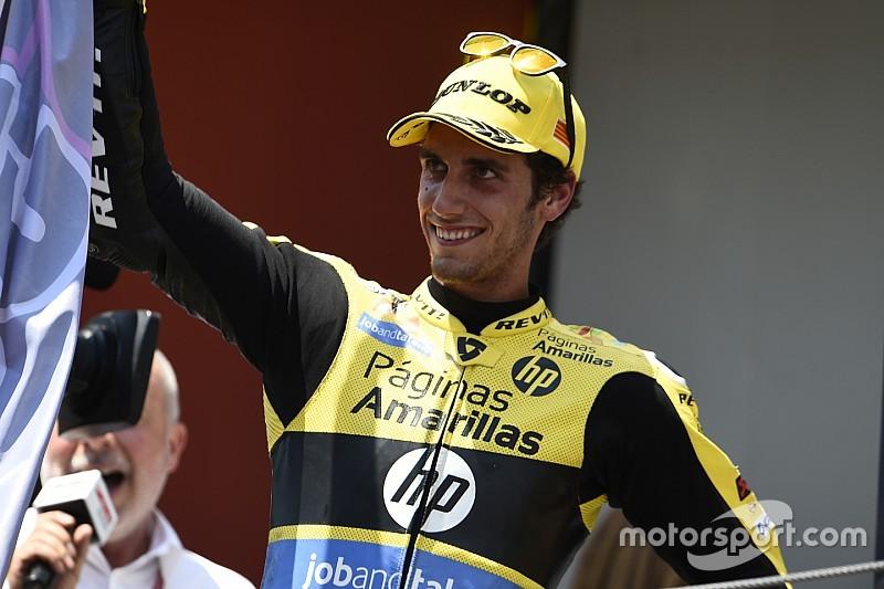 零斯将晋级MotoGP 加入铃木车队