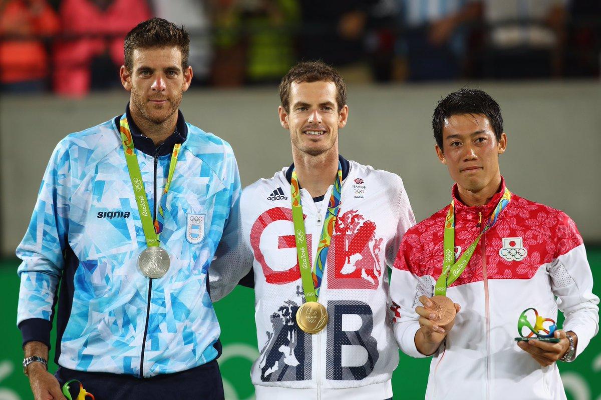 穆雷成功卫冕奥运网球男单冠军