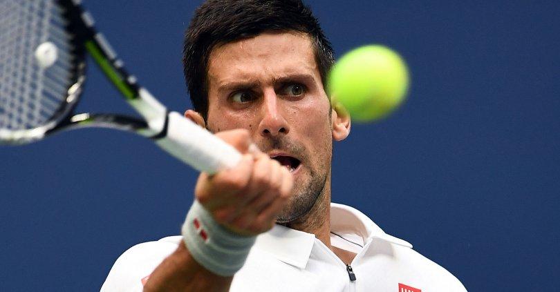 德约科维奇取得对孟菲尔斯的13连胜晋级美网决赛